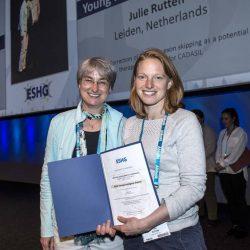 ESHG-YIA2015_Julie Rutten